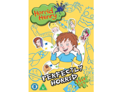 Horrid Henry: Perfectly Horrid (Repackage) (DVD)