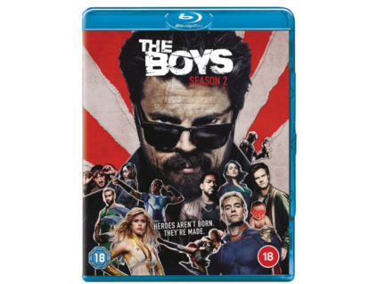 Boys. The (2019) - Season 02 (Blu-ray)