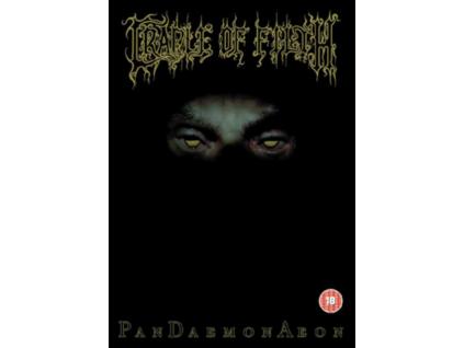 CRADLE OF FILTH - Pandaemonaeon (DVD)
