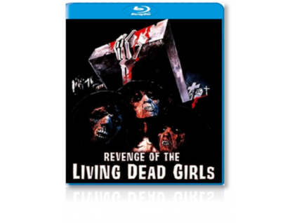 Revenge Of The Living Dead Girls. The (Blu-ray)