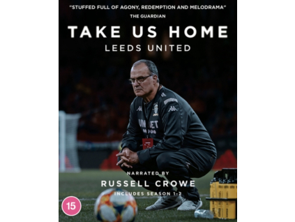 Take Us Home: Leeds United - Season 1 & 2 (Blu-ray)