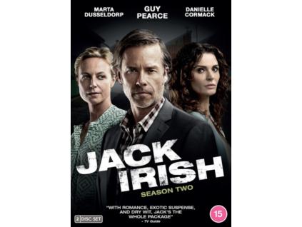 Jack Irish: Season 2 (DVD)