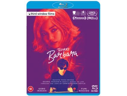 Tezukas Barbara (Blu-ray)