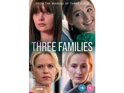 Three Families (DVD)