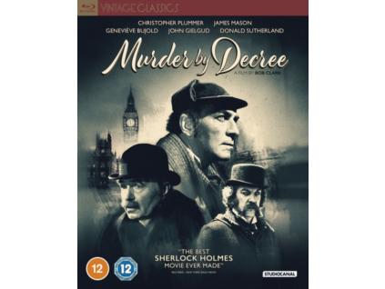 Murder By Decree (Blu-ray)