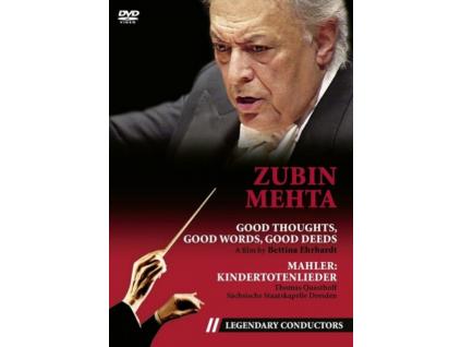 ZUBIN MEHTA - Good Thoughts. Good Words. Good Deeds (Legendary Conductors) (USA Import) (DVD)