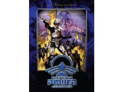 Captain Power: The Complete Series (DVD)