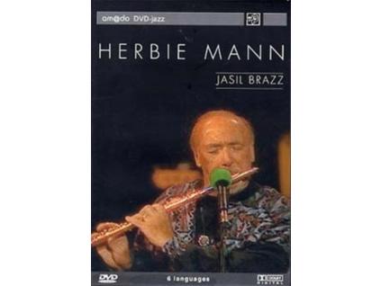 HERBIE MANN - Jasil Brazz (DVD)