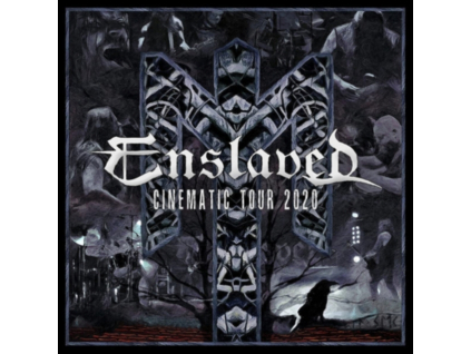 ENSLAVED - Cinematic Tour 2020 (DVD)