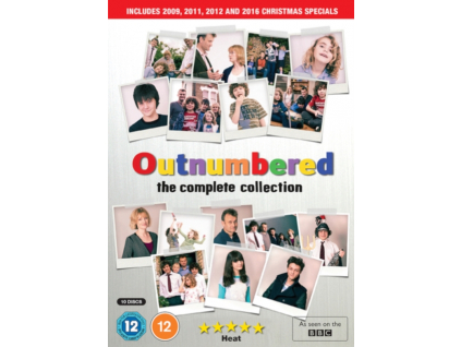 Outnumbered: The Complete Collection (DVD)