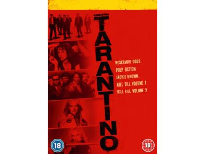 Quentin Tarantino Collection (DVD)