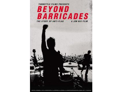 ANTI-FLAG - Beyond Barricades (The Story Of Anti-Flag) (DVD)