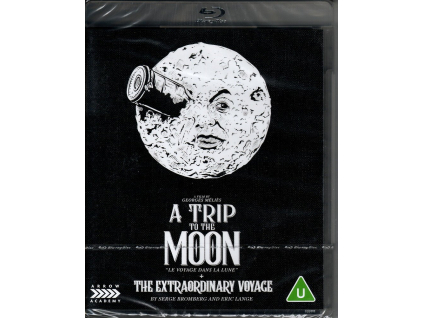 A Trip To The Moon (Blu-ray)