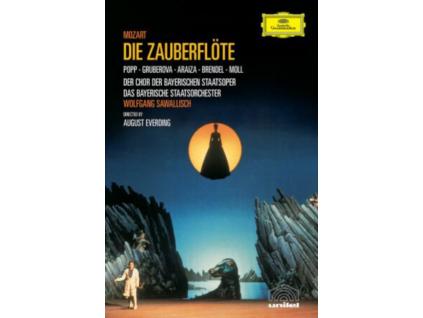 BAYERISCHE SO SAWALLIS - Mozart The Magic Flute (DVD)