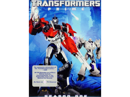Transformers Prime: Complete First Season (USA Import) (DVD)