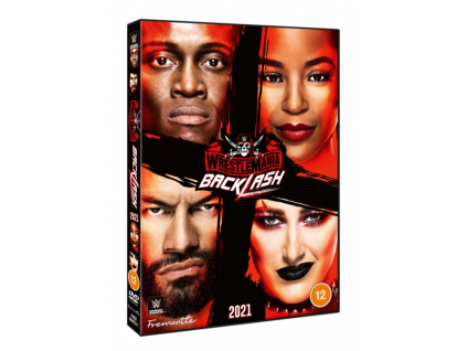 WWE: Wrestlemania Backlash 2021 (DVD)