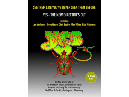 YES - The New Directors Cut (DVD)