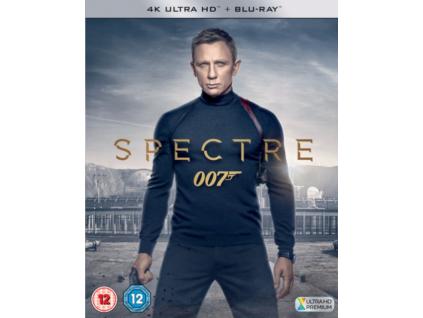 Spectre (Blu-ray 4K)