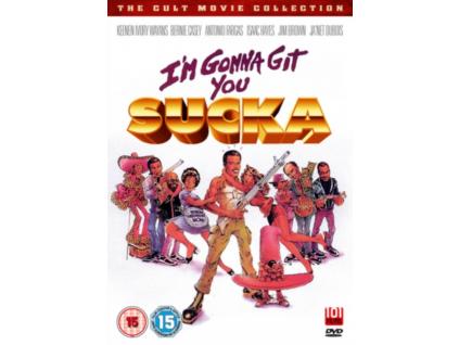 Im Gonna Git You Sucka (DVD)