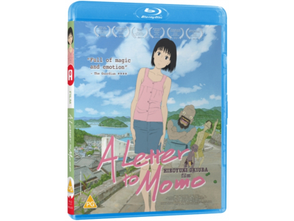 A Letter To Momo (Blu-ray)