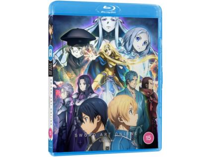 Sword Art Online Alicization Part 2 (Blu-ray)