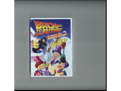 Back To The Future: The Animated Series: Dickens Of A Christmas (USA Import) (DVD)