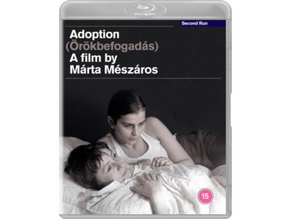 Adoption (Blu-ray)