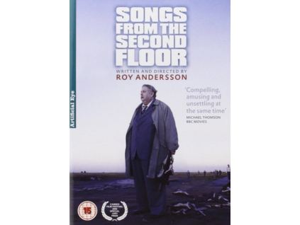 Songs From The Second Floor Roy Andersson (DVD)