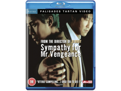 Sympathy For Mr Vengeance (Blu-ray)