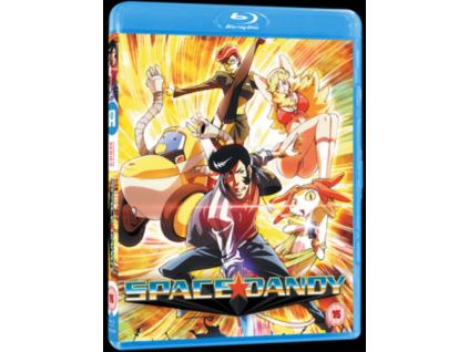 Space Dandy - Complete Blu-Ray Set (Blu-ray)