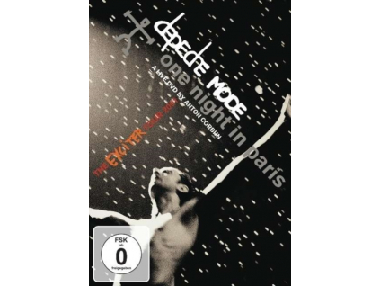 DEPECHE MODE - One Night In Paris The Exciter (DVD)