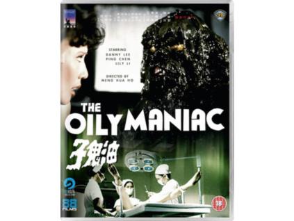 Oily Maniac. The (Blu-ray)