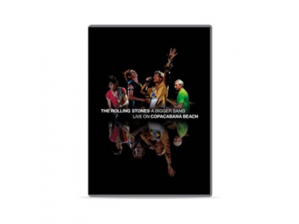 ROLLING STONES - A Bigger Bang Live On Copacabana Beach (DVD)
