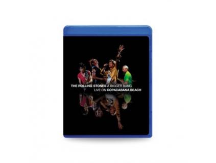 ROLLING STONES - A Bigger Bang Live On Copacabana Beach (Blu-ray)