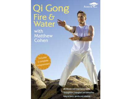 Qi Gong Fire  Water (DVD)