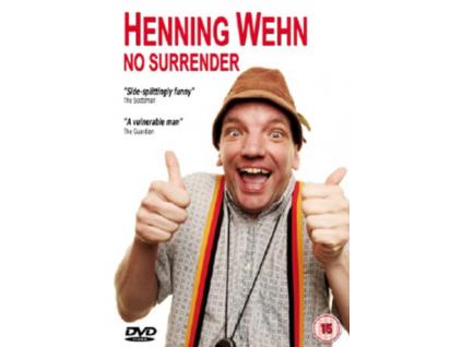 Henning Wehn  No Surrender (DVD)