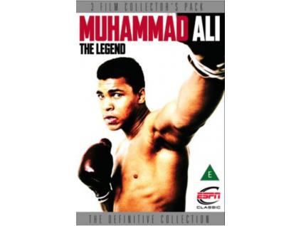 Muhammed Ali Box Set (DVD)