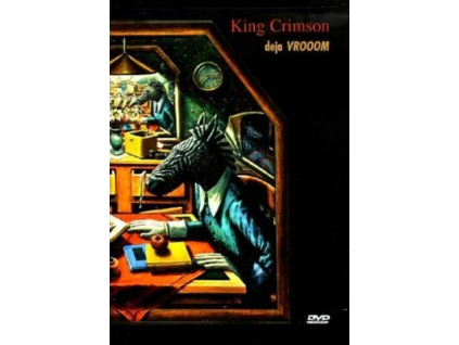 KING CRIMSON - Deja Vrooom (DVD)