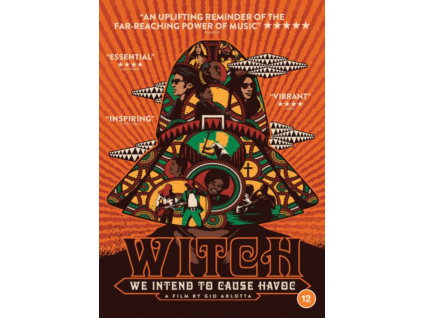Witch: We Intend To Cause Havoc (DVD)
