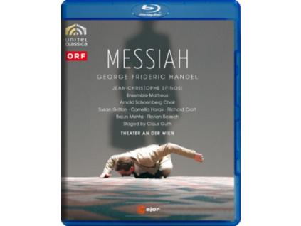 Messiah (USA Import) (Blu-ray)