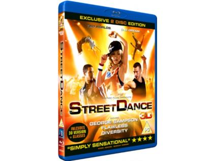 Streetdance 2D & 3D (Blu-ray 3D)