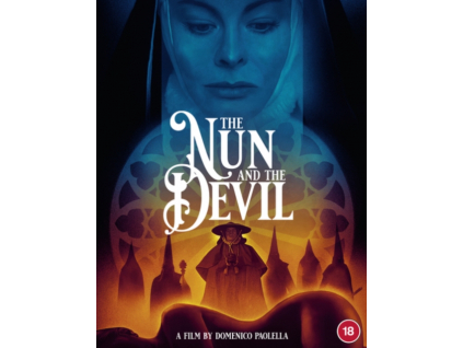 The Nun And The Devil (Deluxe Collectors Edition) (Blu-ray)