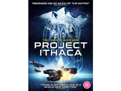 Project Ithaca (DVD)