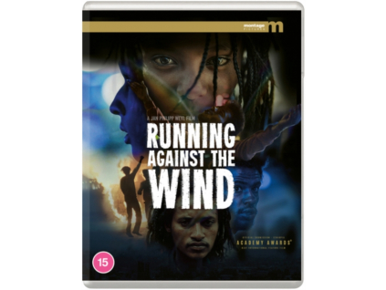 Running Against The Wind (Montage Pictures) (Blu-ray)