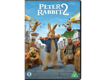 Peter Rabbit 2 (DVD)