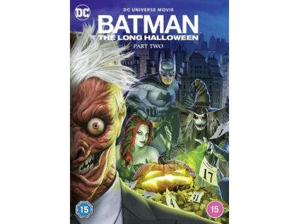Batman: The Long Halloween Pt 2 (DVD)