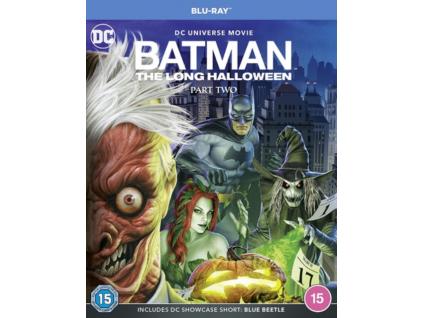 Batman: The Long Halloween Pt 2 (Blu-ray)