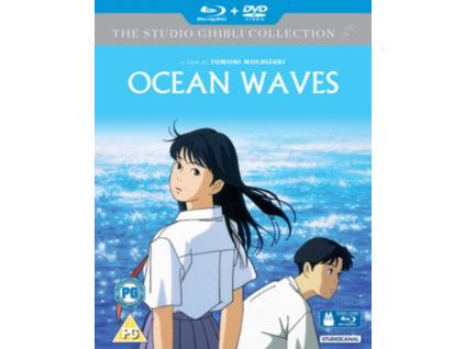 Ocean Waves Doubleplay (Blu-ray + DVD)