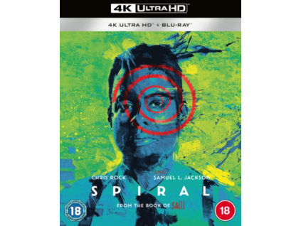 Spiral: From The Book Of Saw 4K (Blu-ray 4K)