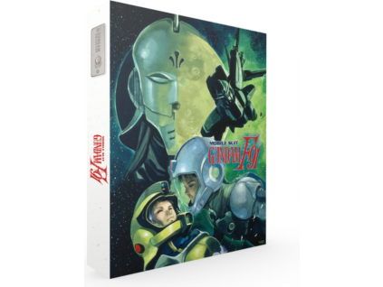 Mobile Suit Gundam F91 - Collectors Edition (Blu-ray)